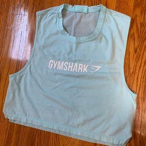 Gymshark mesh crop top
